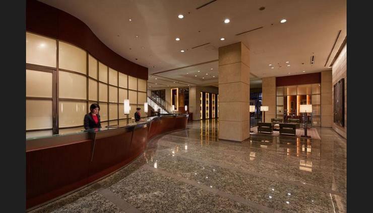 Grand Hyatt Tokyo - Reception