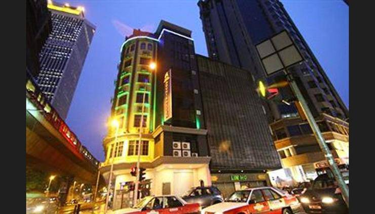 Grand Mountbatten Boutique Hotel Kuala Lumpur - Featured Image