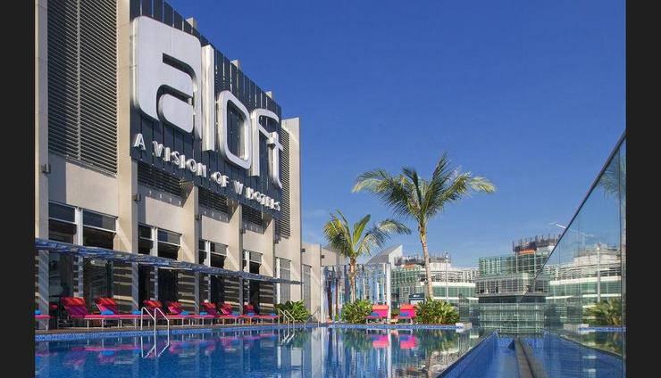 Aloft Kuala Lumpur Sentral Kuala Lumpur - Featured Image