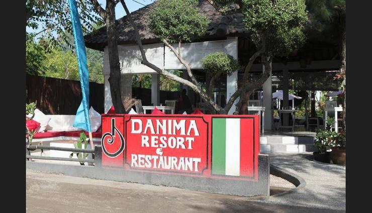 Danima Resort Gili Trawangan - Featured Image
