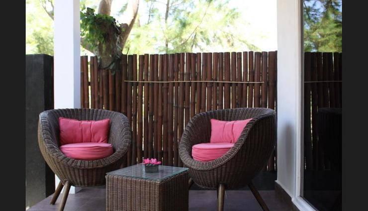 Danima Resort Gili Trawangan - Terrace/Patio