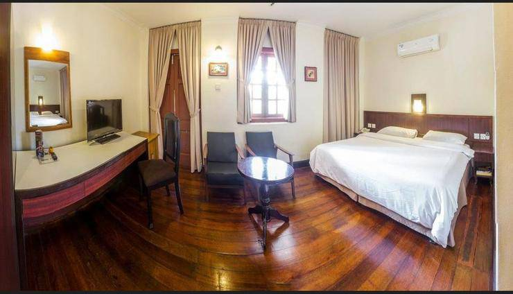 Review Hotel 1926 Heritage Hotel (Penang)