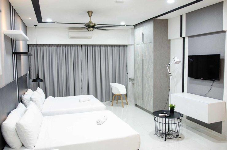Mercu Summer Suite KLCC @ Penguin Homes - Guestroom