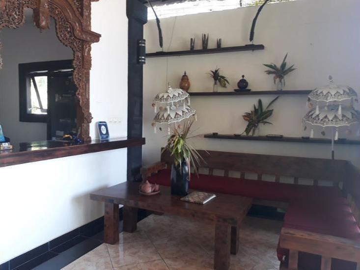 Pandawa Village Bali - Lobby Sitting Area