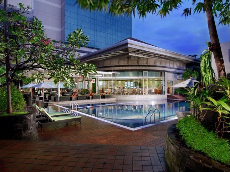 ibis Slipi Jakarta - Pool