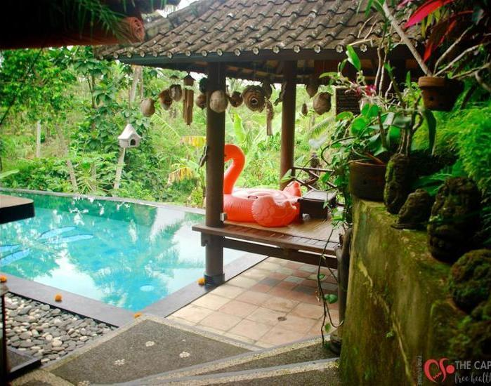Capung Sakti Villas ? By Fair Future Foundation Bali - Outdoor Pool