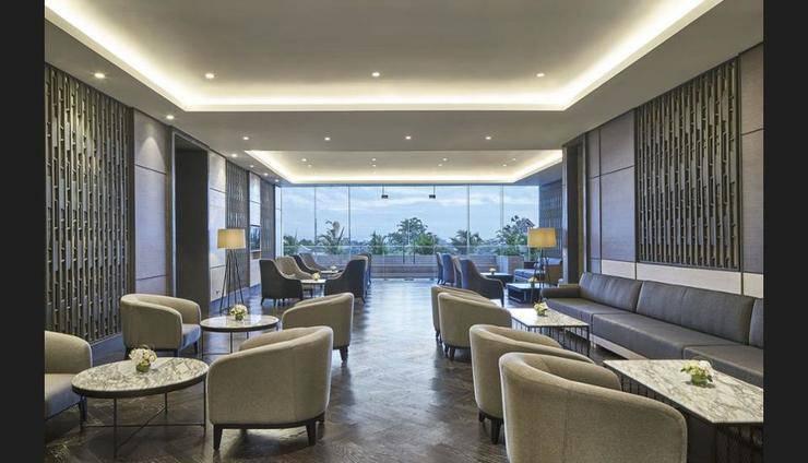 Yogyakarta Marriott Hotel Depok - Executive Lounge