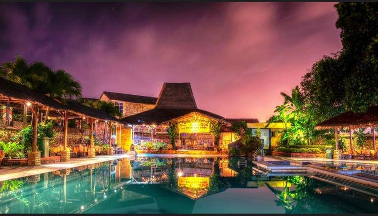 Smiling hill Apartments & Guesthouse Batam - Pool