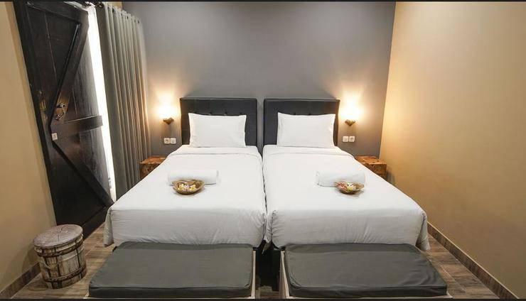 Bintang Darmawan Villa BDV Lombok - Guestroom