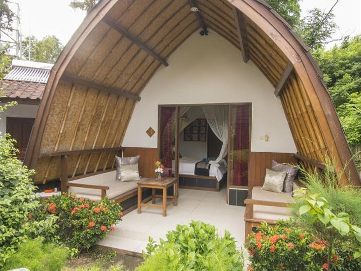 Chill Out Bungalows Lombok - Featured Image