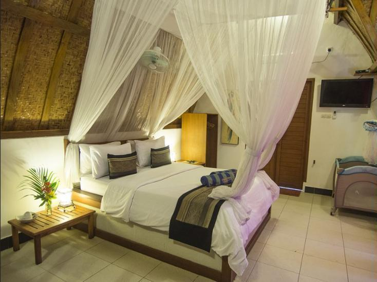 Chill Out Bungalows Lombok - Guestroom