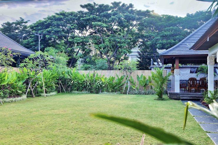 Mahana Boutique Apartment Bali - Garden