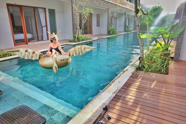 Mahana Boutique Apartment Bali - Outdoor Pool