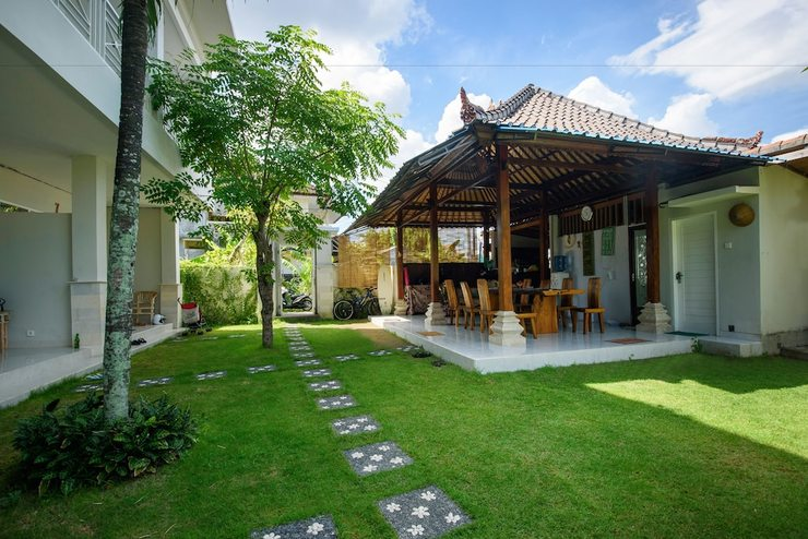 Asung Guesthouse Bali - Reception