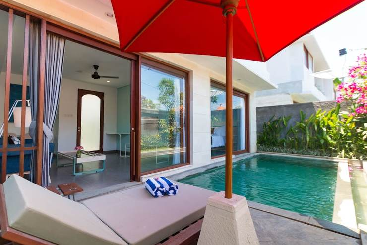 Sanur Art Villas Bali - Private Pool