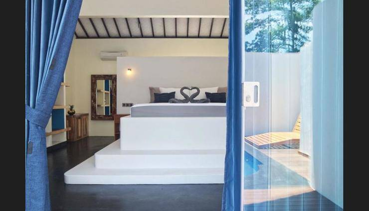 Stay Shark Villas Lombok - Guestroom