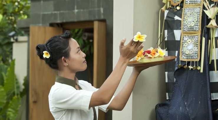 The Astari - Villa and Residence Bali - Reception
