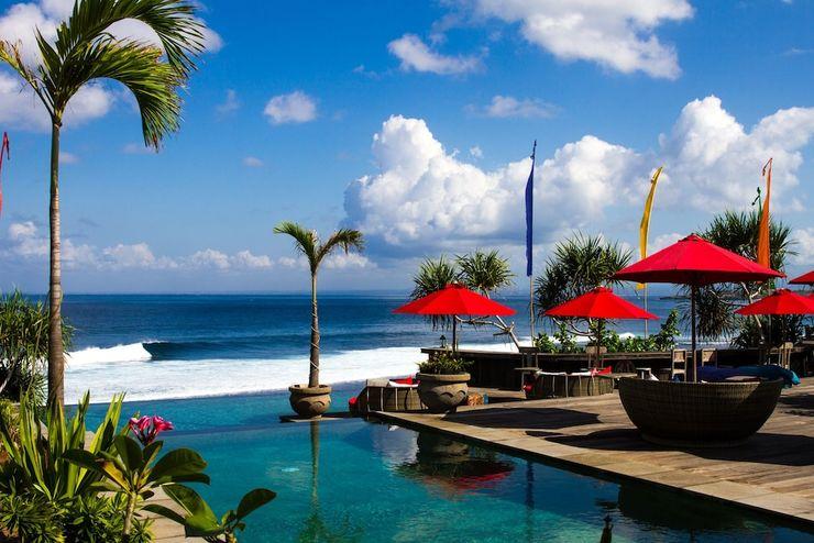 The Palms Ceningan Hotel Bali - Featured Image