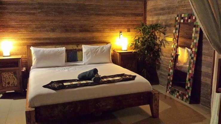 The Palms Ceningan Hotel Bali - Guestroom