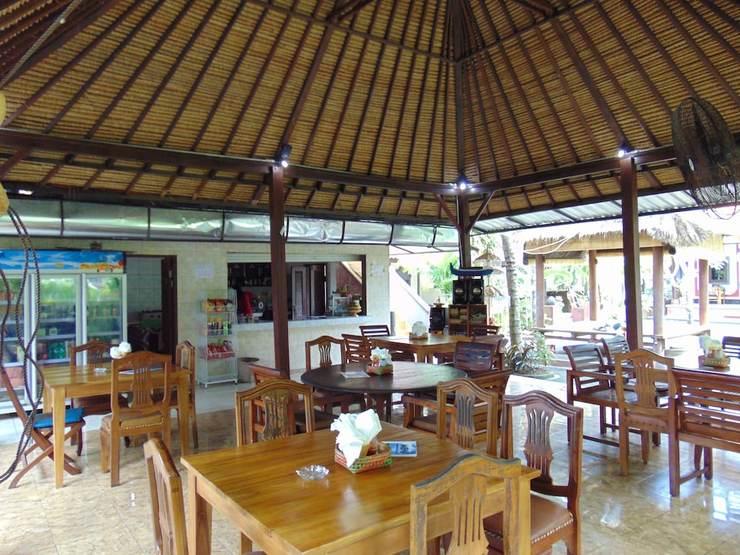 Leggies Bungalows Bali - Restaurant