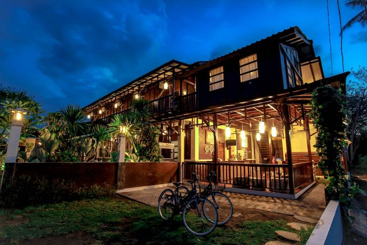 Gili Buana Hostel & Backpackers Lombok - Featured Image