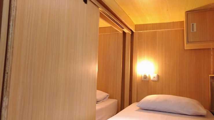 Sahar Backpacker Malang - Guestroom