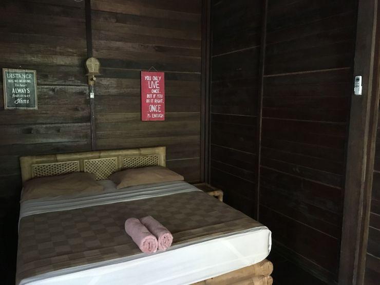 Alexyane Paradise Bungalow Lombok - Guestroom