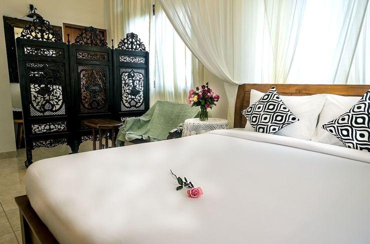 Enjoy 3 Bedroom Villa Bali - Guestroom