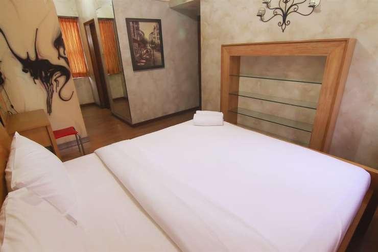 Cozy 2 Bedrooms Sudirman Tower Apartment by Travelio Bandung - Guestroom