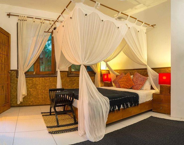 Ocean Arya Villa Bali - Guestroom
