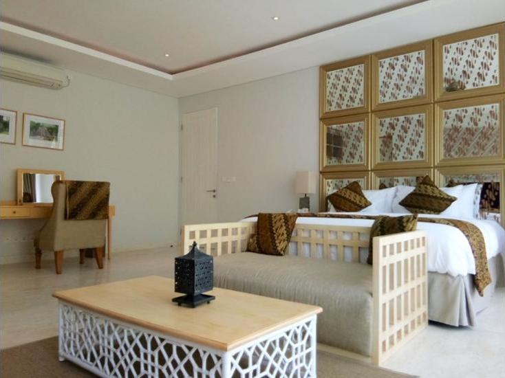 Nayla Boutique Villas Jimbaran Bali - Guestroom