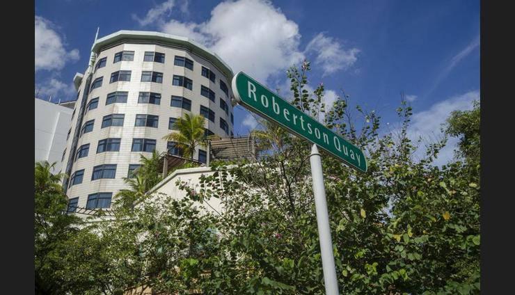 Robertson Quay Hotel Singapore - Street View