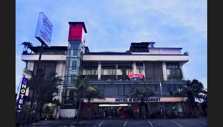 Alamat Nirmala Hotel and Convention Centre - Bali
