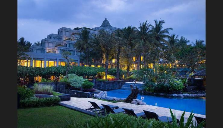 Hyatt Regency Yogyakarta - Property Grounds