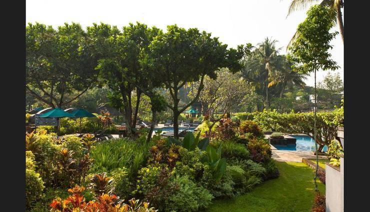 Hyatt Regency Yogyakarta - Exterior