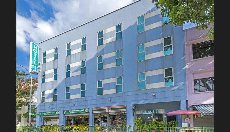 Hotel 81 Kovan - Featured Image