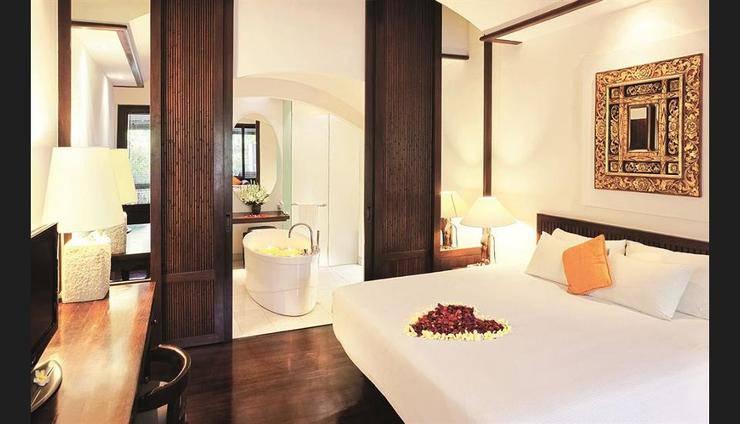 Novotel Bali Benoa - Guestroom