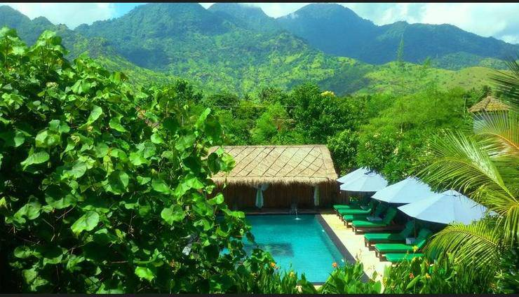 Man's Cottages and Spa Bali - Featured Image