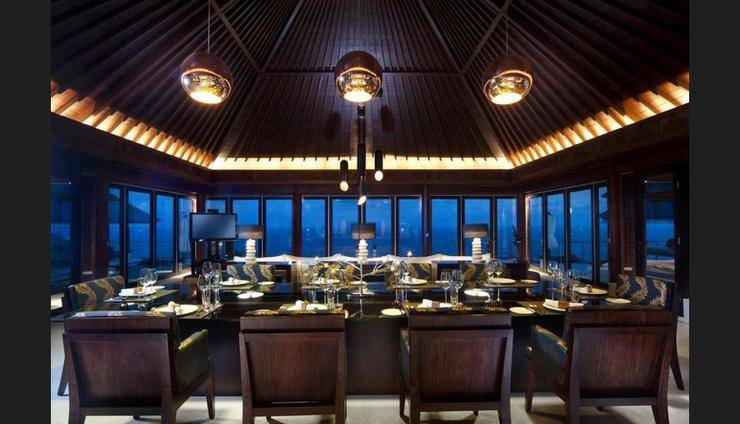 The Edge Bali - Family Dining
