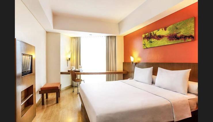 ibis Semarang Simpang Lima - Guestroom
