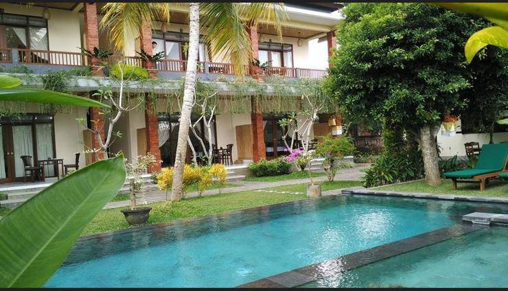 Nyoman Sandi Guest House Ubud - Featured Image