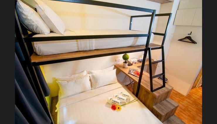Fragrance Hotel Balestier - Guestroom