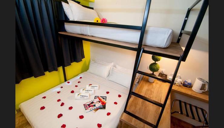 Alamat Review Hotel Fragrance Hotel – Balestier - Singapore