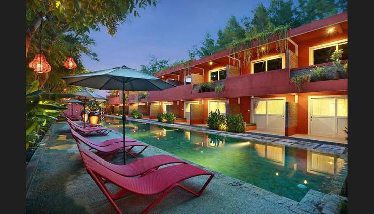 PinkCoco Gili Trawangan Lombok - Featured Image