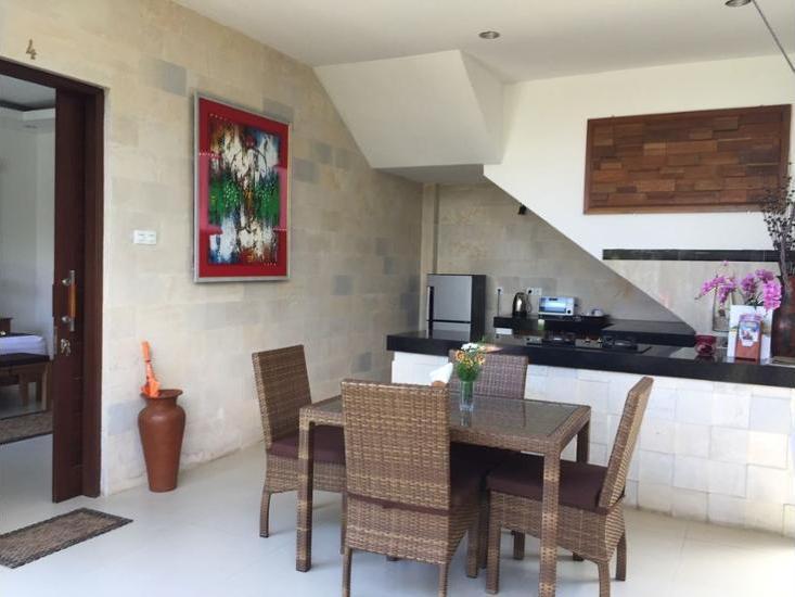 Uma Padi Villa Bali - In-Room Kitchen