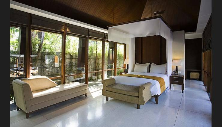 The Kayana Villa Bali - Guestroom