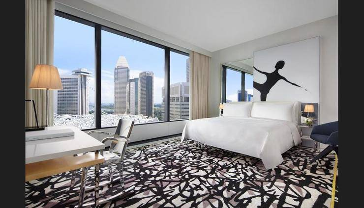 JW Marriott Hotel Singapore South Beach - Featured Image