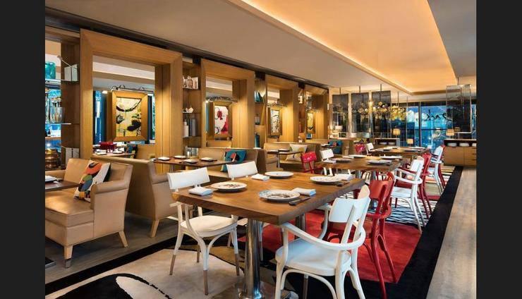JW Marriott Hotel Singapore South Beach - Restaurant