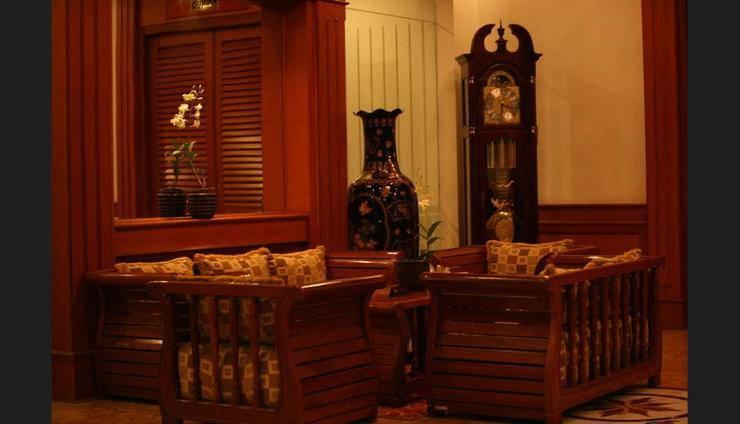 Alamat Sahira Butik Hotel - Bogor