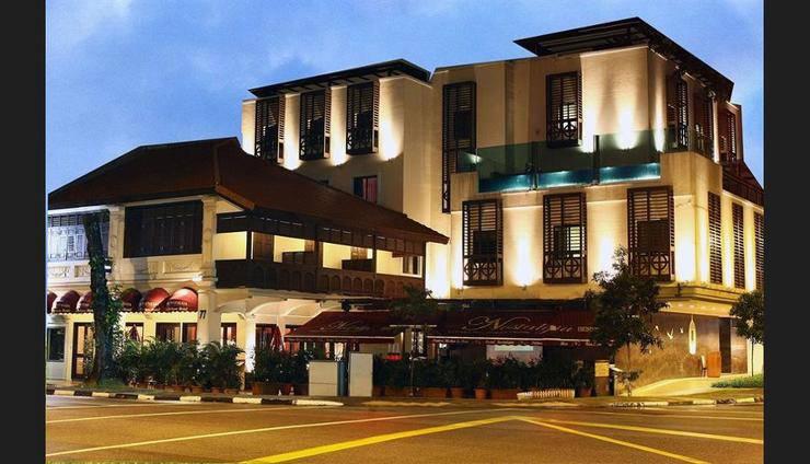 Nostalgia Hotel Singapore - Featured Image